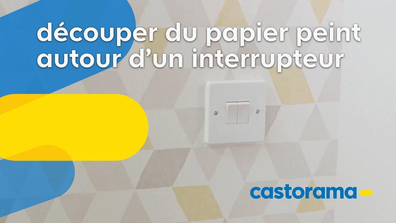 Spatule Décoller Papier Peint comment poser du papier peint | castorama