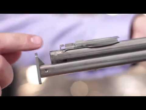 Как установить телескопические направляющие в духовой шкаф электролюкс