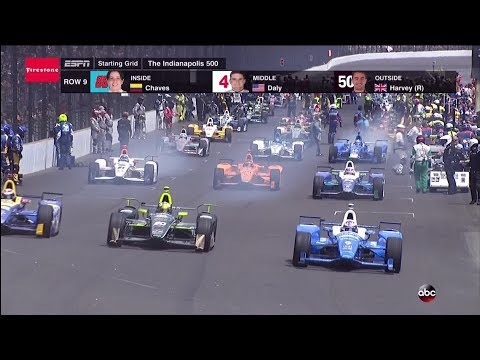 2017 Indy 500: Start your engines