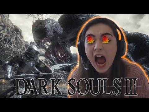 LET THE RAGE BEGIN!! - Dark Souls 3 - Part 1 |