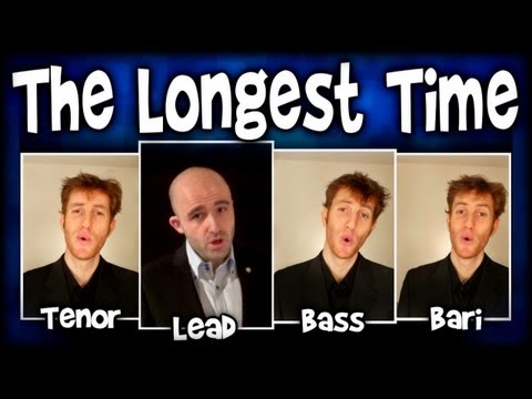 For The Longest Time (Billy Joel) - Barbershop Quartet