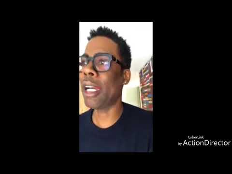 CHRIS ROCK ANSWERS QUESTIONS ABOUT NETFLIX SPECIAL LOL!