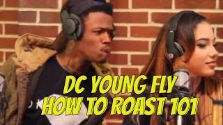 DC Young Fly H๐w To Roast 101 w/ @bradyismusic @lavarwalker and @karlousm Session
