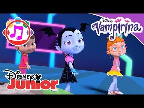Sing Mit Vampirina ♫ Wahre Freunde ♫   Disney Junior Musik