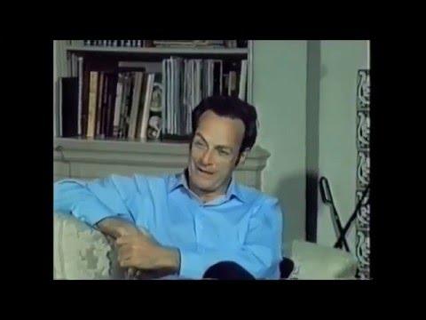 Richard Feynman on Getting Arrested by Los Alamos Fence Security - Funny Clip!