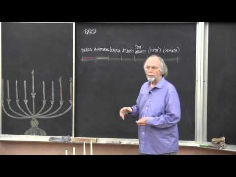Intro to Esoteric Christianity 2015, Lecture 2