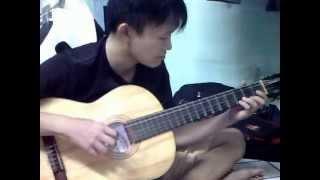 Sexy Love T-ara (guitar solo)