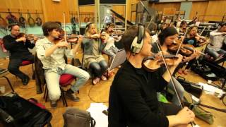 Fernando Nicknich - Lux Aeterna (Abbey Road Studios, Orchestra Recording Session)