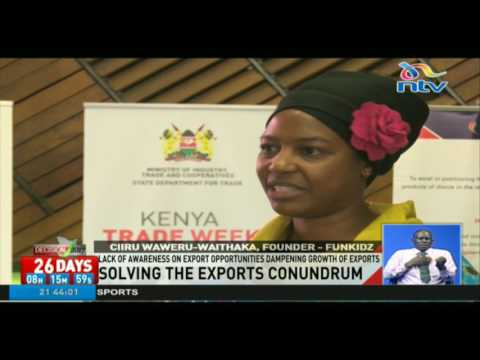 Lack of awareness on export opportunities dampening growth of exports