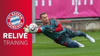 Full FC Bayern Training Session w/ Neuer, James, Ribéry & More!