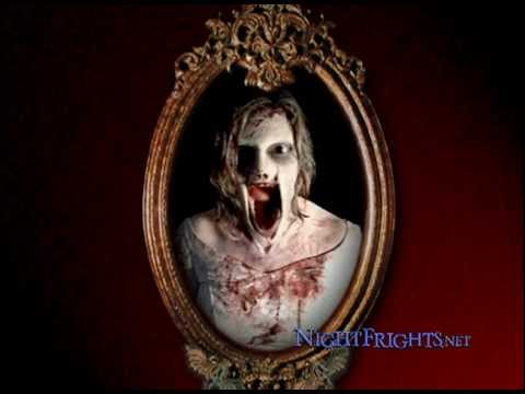 Bloody Mary in the Mirror Halloween Prop! - YouTube