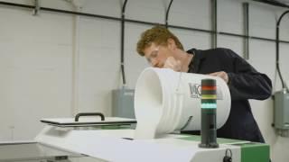 Binder Jetting Additive Manufacturing