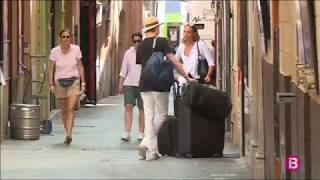 Turisme vol comprovar que les plataformes que comercialitzen pisos turístics