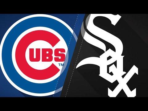 Schwarber, Hendricks lead Cubs to 5-1 win: 9/23/18