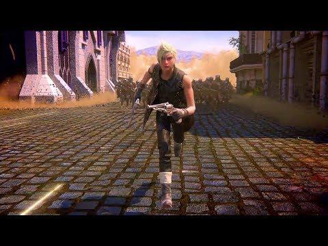 Final Fantasy XV: A New Empire - Trapped!