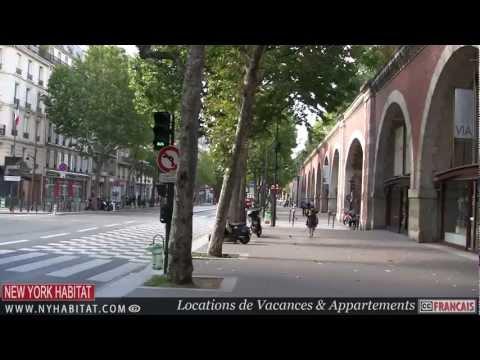 Paris, France - Visite Guidée du Quartier de La Bastille (Opéra, Faubourg Saint Antoine) (Partie 1)