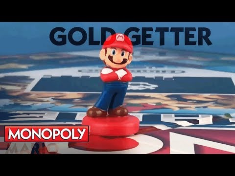 'Monopoly Gamer: Power Characters Core' - Hasbro Gaming