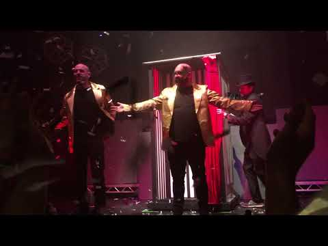 Tidy Boys Reunion DJ's at Bournemouth Opera House, April 14th 2018