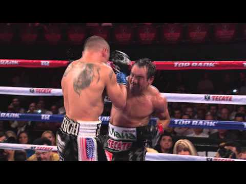 Juan Manuel Marquez vs. Mike Alvarado: HBO World Championship Boxing Highlights