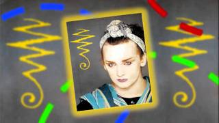 Culture Club - Changing Every Day. From Colour By Numbers (1983). S...