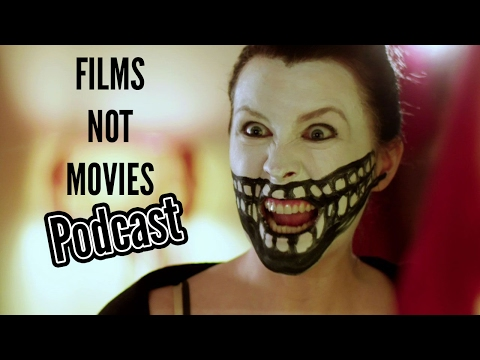 Episode 9: Prevenge, 10 Cloverfield Lane & BAFTA chat | Films Not Movies Podcast