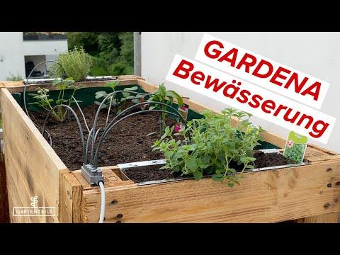 GARDENA city gardening Urlaubsbewässerung für drinnen und draußen im Test!