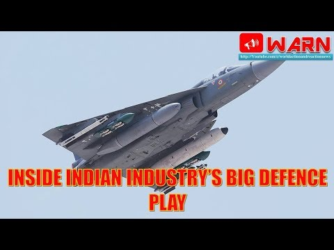 Inside Indian industry's big defence play