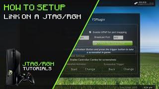 How To Setup LiNK On A JTAG/RGH