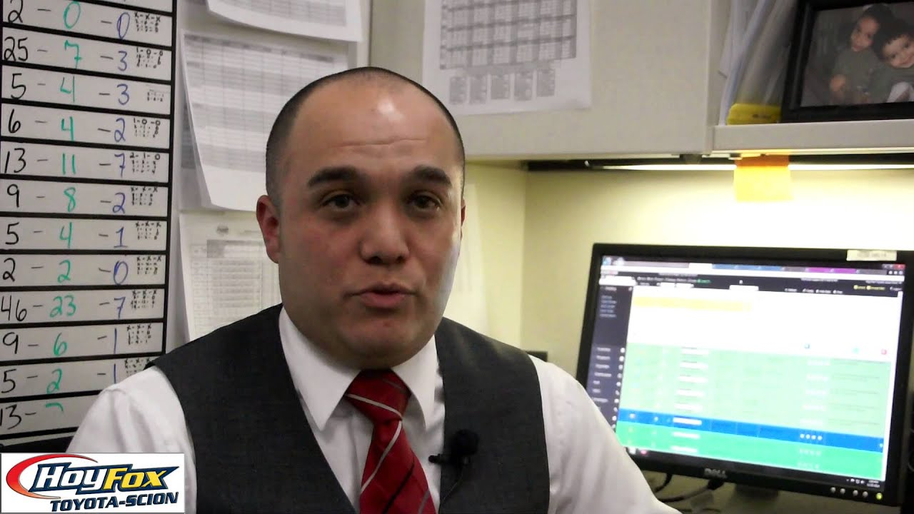 Meet Jaime Mejia Our Business Development And Internet Sales Manager At FOX  Toyota Of El Paso   YouTube