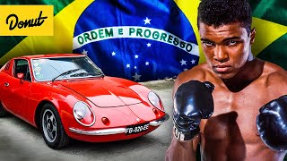 That Time Muhammad Ali Bought a FAILING Carmaker