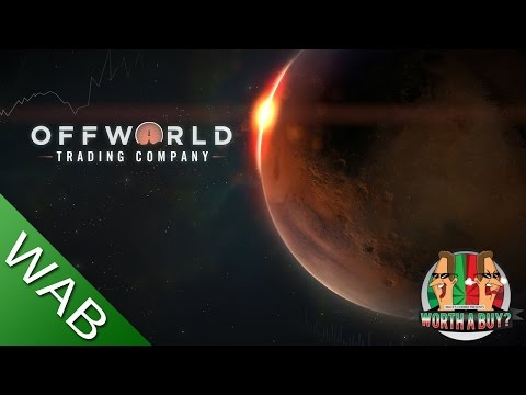 Offworld Trading Company Review - Worth a Buy?