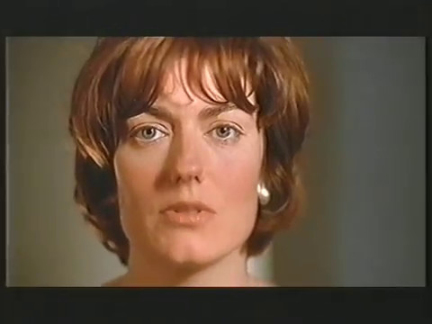 Anna Chancellor Sure advert