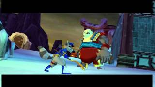 The Sly Collection - Sly 3 Honor Among Thieves Cutscenes HD