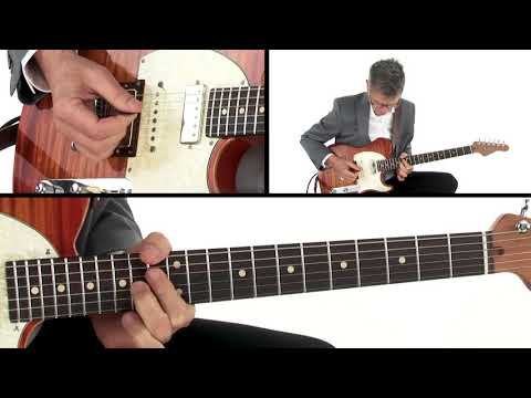 Soloing Strategy #5: Engage Your Audience Performance - Guitar Lesson - Jon Herington