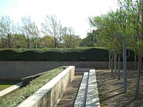 Kimbell Art Museum Louis Kahn.wmv