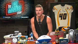 The Pat McAfee Show   Thursday June 17th, 2021