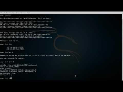 Hacking UPnP
