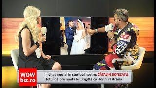 Catalin Botezatu, despre nunta lui Brigitte cu Florin Pastrama! Care au fost greselile vestimentare?