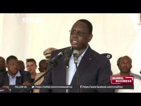 Senegal launches 20 MW solar-power plant