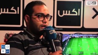 مصر العربية | مربع و اكس| الاهلى اليوم Italian zamalkawy vs