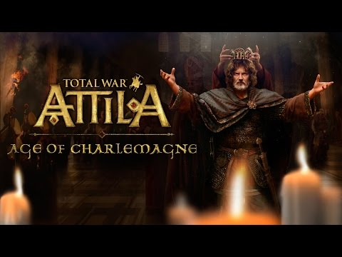 Total War: ATTILA - Age of Charlemagne - In-Engine Cinematic