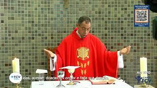 Missa ao vivo, direto da capela Nossa S. de Fátima do Hospital do Câncer de Muriaé