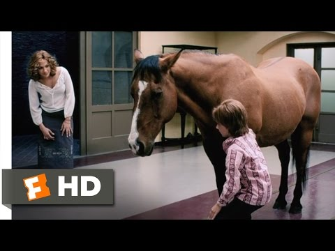 The Cell (1/5) Movie CLIP - Boy With A Horse (2000) HD