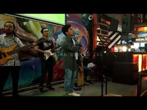 Gelora Asmara - Groove Bandit ( Cover ) Lyric Video