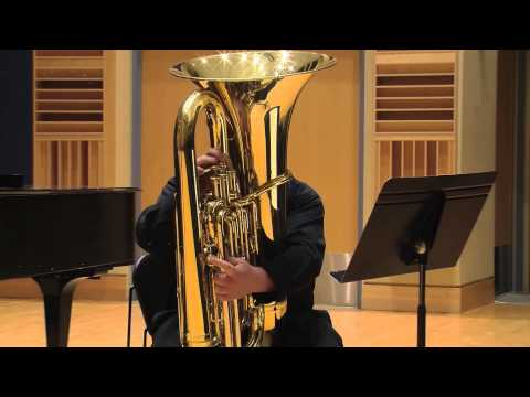 Young Artists Competition Video 2014