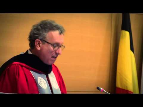 Minister of Finance of Luxembourg Special Academic Convocation - Full Conference