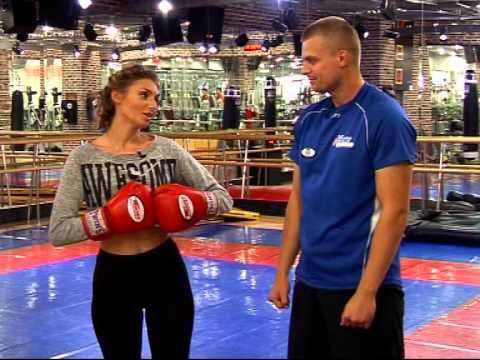 Боевые искусства для девушек Extreme Fitness Athletics