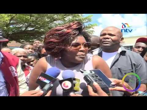 Nairobi Woman Rep Rachael Shebesh claims opponents threatened her life #ElectionsKE