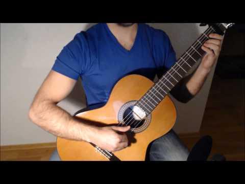 Fi's Gratitude - The Legend of Zelda: Skyward Sword on Guitar