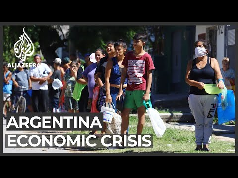 Al Jazeera English: In Argentina, coronavirus brings more economic pain